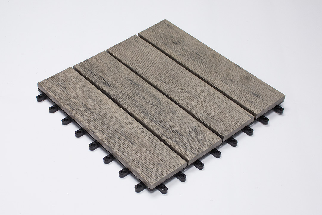 WPC DECKING 07SP LIGHT GREY T6M