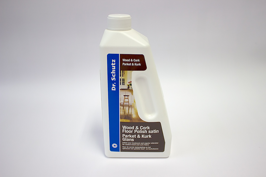 WOOD&CORK FLOOR POLISH SATIN 750mL